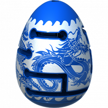 SMART EGG Blue Dragon 2 vrstvy