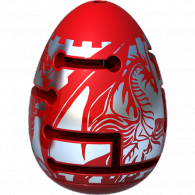 SMART EGG Red Dragon 2 vrstvy