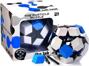 The Particle Puzzle The Lab test