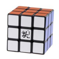 3x3x3 DaYan V ZhanChi Magic Cube Black