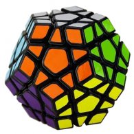 ShengShou Megaminx Speed Cube Black