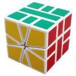 ShengShou Square-1 Magic Cube White
