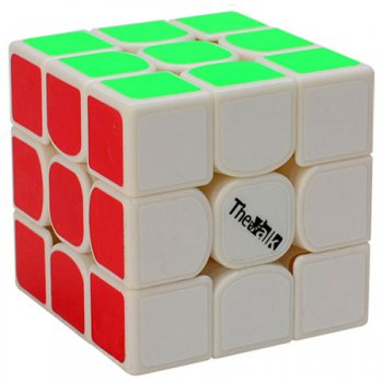QiYi Valk3 3x3x3 Speed Cube White