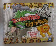 Zookeeper's Nightmare - Smart games