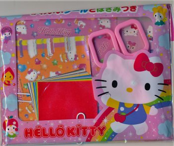 Origami Hello Kitty