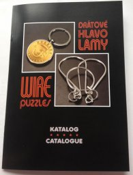 Katalog Wire Puzzles Dr�tov� hlavolamy