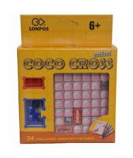 Hlavolam Lonpos COCO CROSS MINI