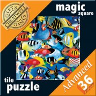 Magic Square Puzzles (36)